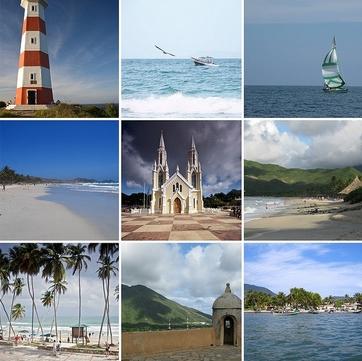 La isla caribeña Isla Margarita – Paraíso Encontrado