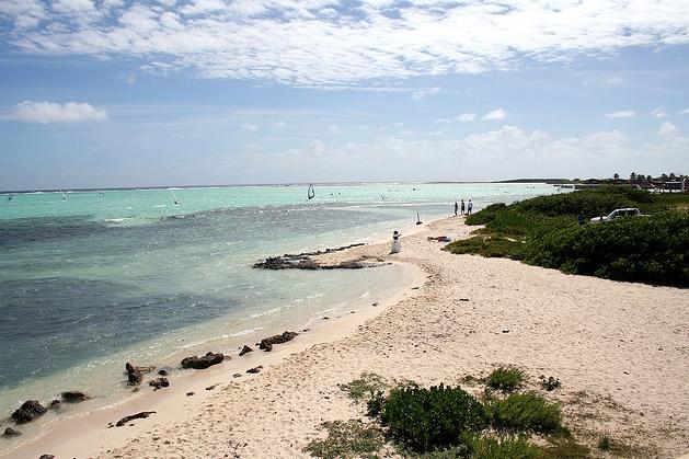 Los mejores sitios de vacaciones en el Caribe