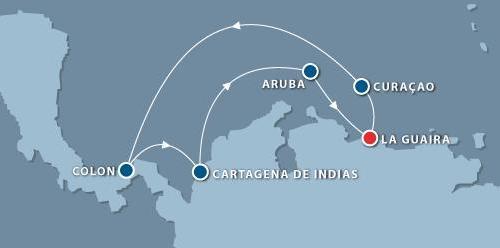 Antillas y Caribe Sur con Pullmantur