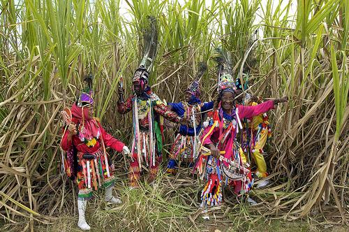 Los Cocolos de San Pedro de Macorís