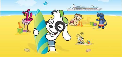 Crucero por El Caribe con Doki y sus amigos | Cruceros por el Caribe