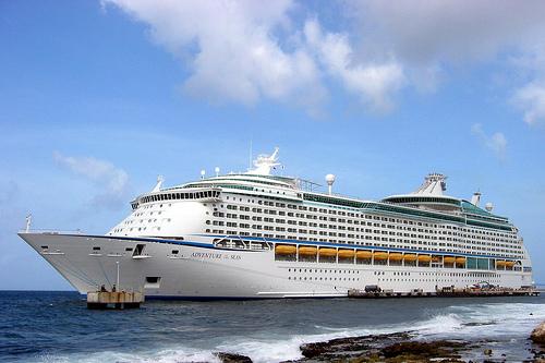 El Caribe a bordo del Adventure of the Seas