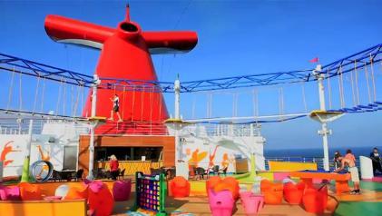 El nuevo Carnival Breeze