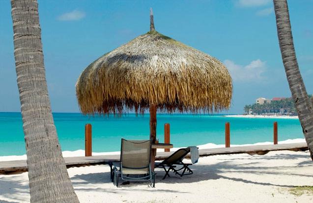 Razones para bajarse del crucero y  disfrutar de Aruba