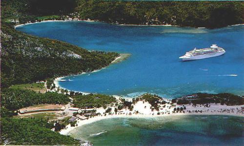 Recorra el Caribe occidental desde Port Canaveral