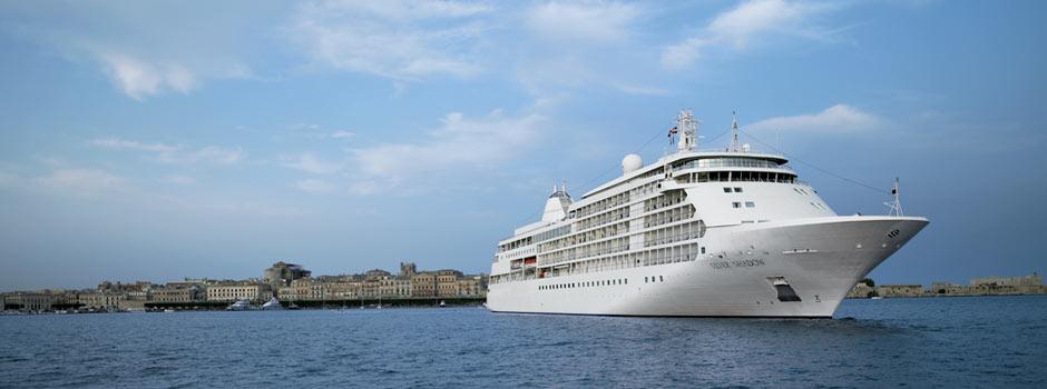 Lujo y esplendor en octubre 2011 con Silversea