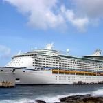 The Adventure of the Seas en Enero 2013