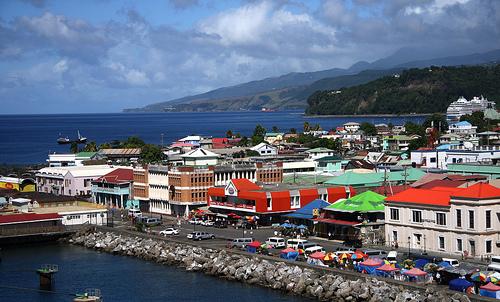 Un día en la isla Dominica
