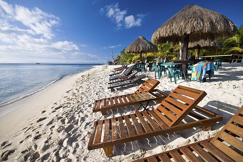 El Caribe en octubre 2012