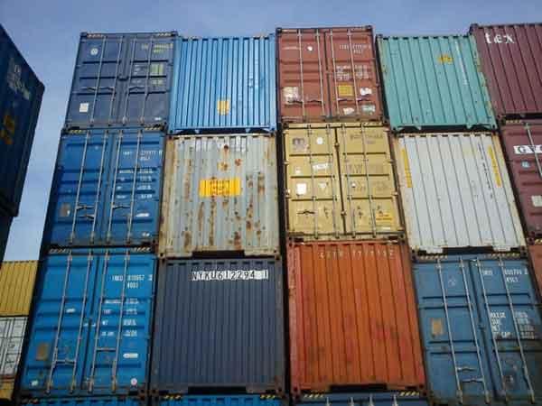 Principales características de los contenedores marítimos de transporte