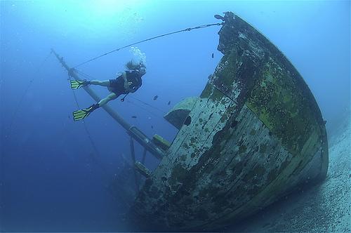 Naufragios – Destinos de buceo que se deben ver en Bonaire