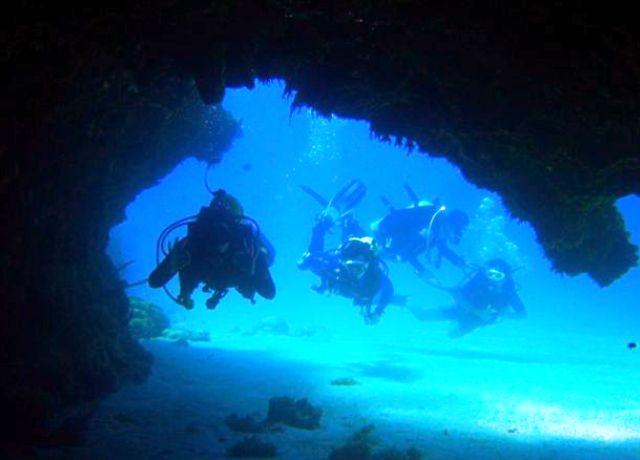 Buceo en el Caribe – los mejores lugares para los aficionados I