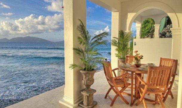 El Caribe: La Casa De Lujo